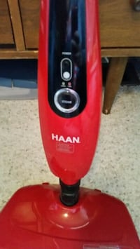 Upright Haan Steamer