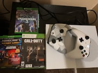 Brand New Xbox one S 1Tb with lots of games Tipton, 93272
