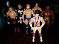 WWE Figures 40 for all  Hamilton