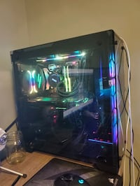 Corsair 570x or 460x with 6 corsair fans  London, N6K 4P7