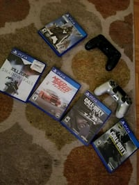 PS4 controller's and games Revere, 02151