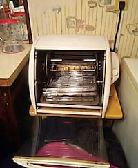 black and white rotisserie oven. Yes still availab Hazel Green, 35750