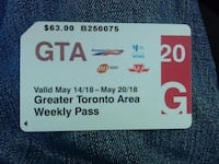 $ 25 gift card with receipt Toronto, M1E 4P8