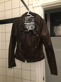 Real Leather Jacket Toronto, M6K 1N7