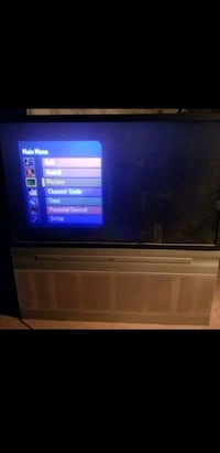 """61"""" Projection TV"""