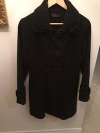 Stunning women's pea coat