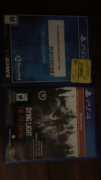 Ps4 games  Barrie, L4M 2W4