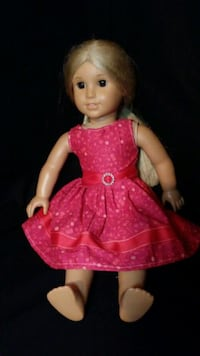 doll in pink and white dress Walkersville, 21793