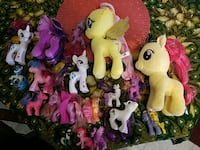My little ponies toys Rockford, 61108