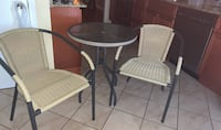 2chairs matching table Claymont, 19703