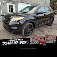 2013 Ford Explorer XLT Darington, 16115