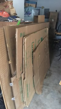 Free moving boxes and more Midwest City, 73130