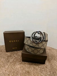 Grey Gucci Belt Mississauga, L5B 2C9