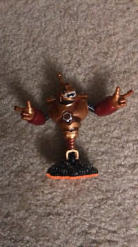 Skylander Giants:Bouncer