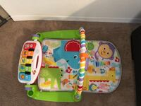 Fisher Price Kick and Play Piano Gym Gainesville, 32606