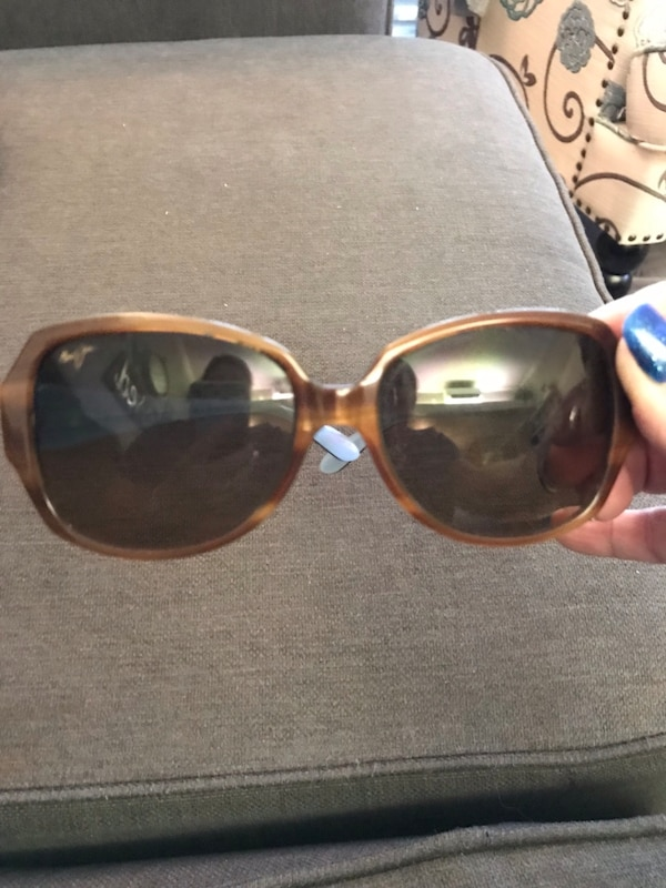 f92c46fa13436 MAUI JIM S polarized sun glasses. Excellent condition. Only wore 5 x and  had to