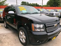 1800 down payment Chevrolet - Tahoe - 2008 Houston