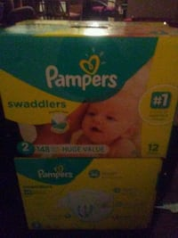 Pampers Swaddlers disposable diapersx Wichita, 67208