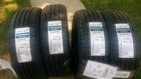 New Kumho Tires- 235/65/17 Silver Spring, 20903
