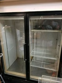 black and white commercial refrigerator West Palm Beach, 33401
