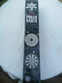 Magnetic Poker Darts Kent, 98042