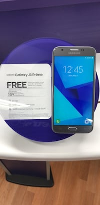 Black samsung galaxy j7 prime with box Indianapolis, 46222