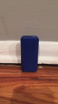 Blue portable charger(charger included)