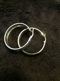 silver-colored hoop earrings Capitol Heights, 20743