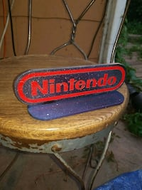 Nintendo Galaxy themed shelf sign Denver, 80206