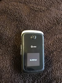 Pantech Breeze AT&T color Flip Phone  Alexandria, 22310