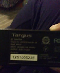 Targus adapter