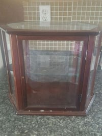 glass display cabinet London, N5Y 1G6