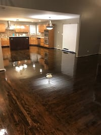 hardwood floor refinishing  Evanston