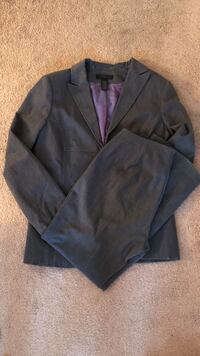 Limited grey women's pant suit Bolingbrook