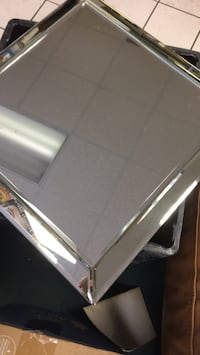 square beveled mirror for make up /art Sarasota, 34237