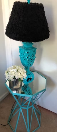 Turquoise table or night stand  Manassas, 20110