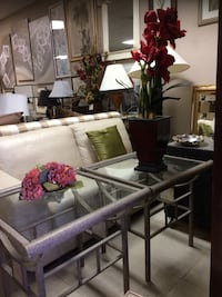 Two side tables Indio, 92203