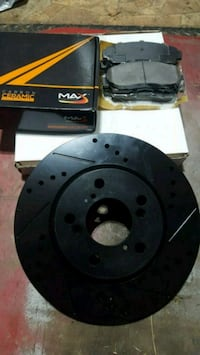 front pads and rotors  Honda Odessey  Reisterstown, 21136