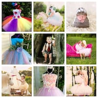 Custom tutus, flower girl dresses,  pageant outfit American Canyon, 94503