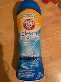 Arm & Hammer in-wash booster