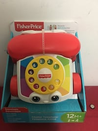 New Baby chatter telephone  toy