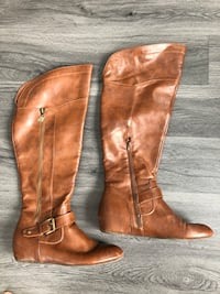 G by guess knee boots  Edmonton, T5E 4M2
