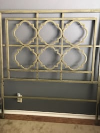 Gray metal framed glass panel Livermore, 94551