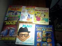 Collecters,  MAD magazines Ottawa, K1R