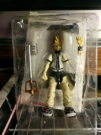 Square Enix Kingdom Hearts 2 Play Arts.NO.2ROXAS  Shasta Lake, 96019