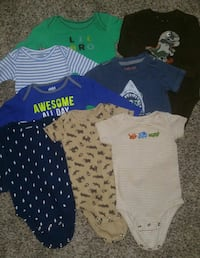 3 to 6 month Onsies Raleigh, 27610
