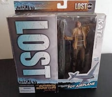 $25 Lost: toy airplane