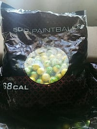 Paintballs .68 cal Los Angeles, 90061