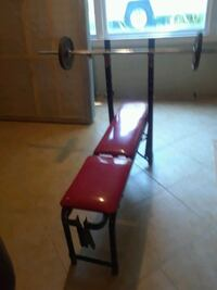 weight bench only.  no weights