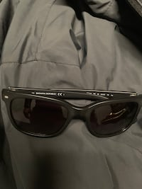 black framed sunglasses with case North Las Vegas, 89031